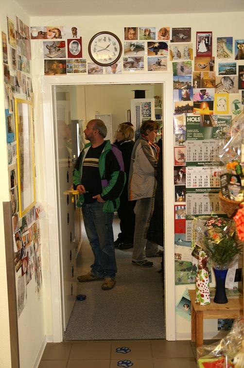 10-jähriges Praxisjubiläum am 01.04.2011